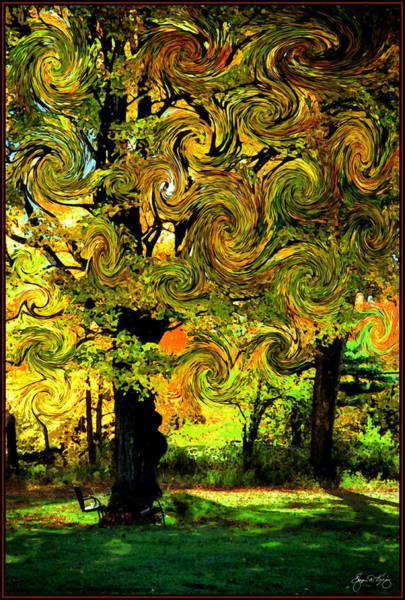 Autumn Firestorm Poster