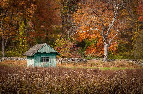 Autumn Getaway Poster