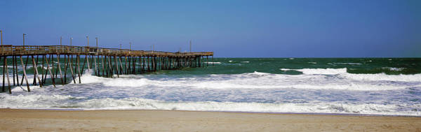 Avalon Fishing Pier On The Beach, Kill Poster