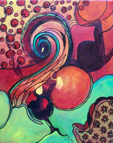 Awakened Spiral Poster