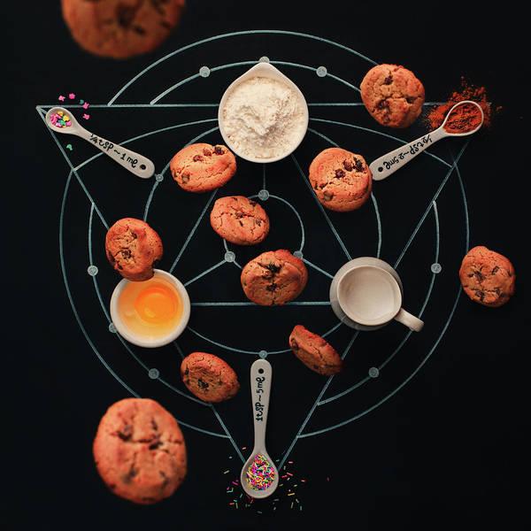 Baking Alchemy Poster