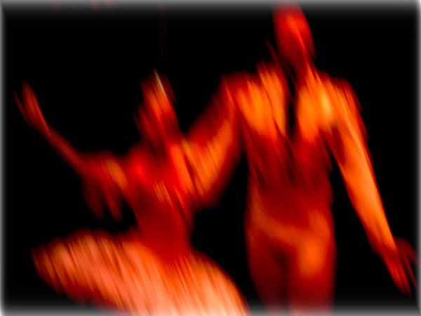 Ballet Blur 1 Poster
