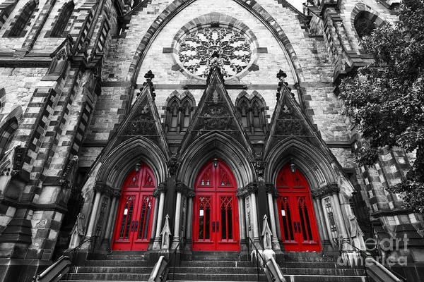 Baltimore Mount Vernon United Methodist Church Poster