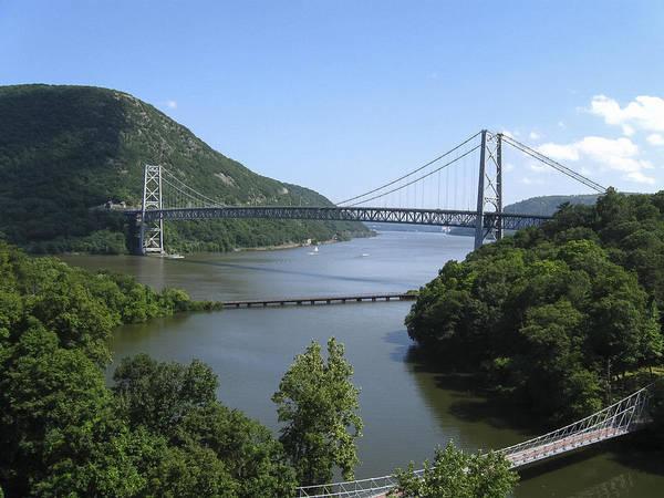 Bear Mountain Bridge, New York Poster