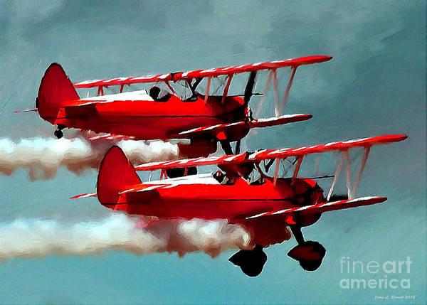 Bi-planes Poster
