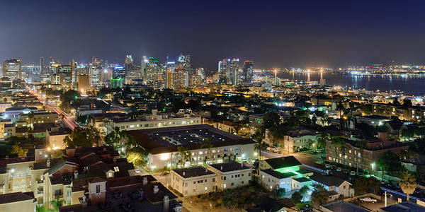 Big City Nights Poster