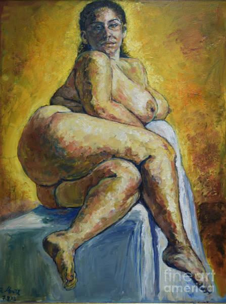 Big Woman Poster