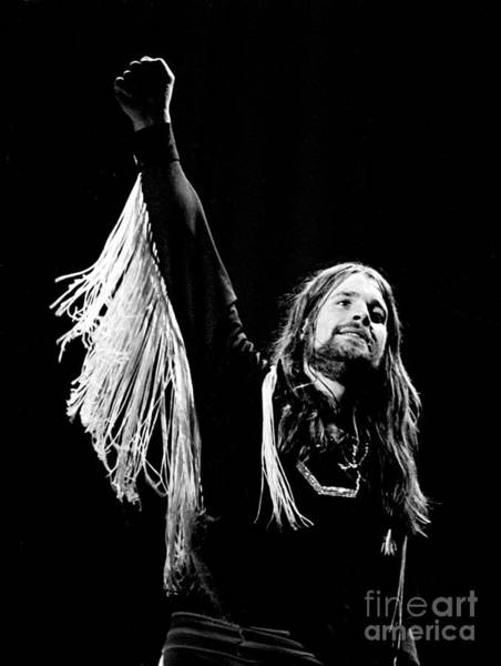 Black Sabbath Ozzy 1977 Poster