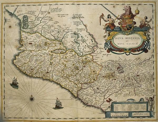 Blaeu, Willem Janszoon 1571-1638 Blaeu Poster