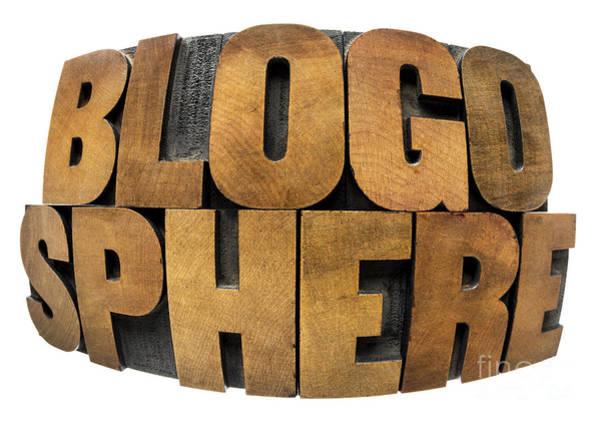 Blogosphere  Poster