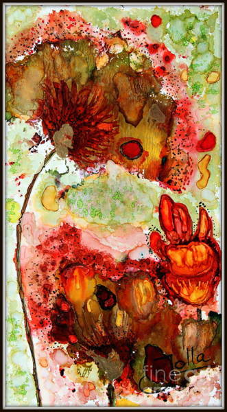 Blooming Impressions.. Poster