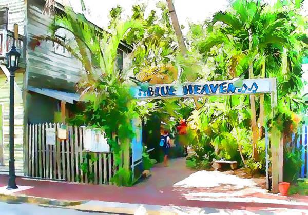 Blue Heaven Poster