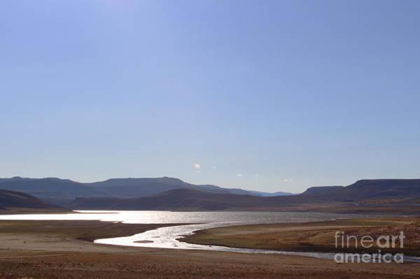 Blue Mesa Reservoir Poster