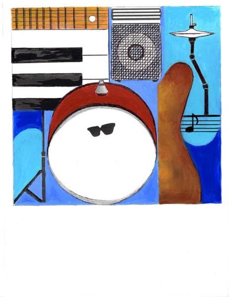 Blues Concept 1 Poster