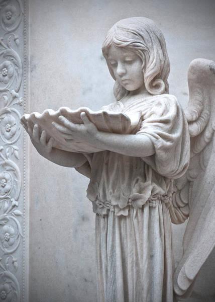 Bonaventure Angel Poster