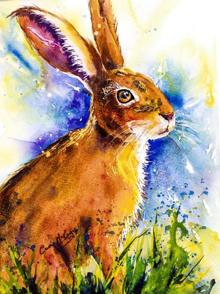 Bonny Bunny Poster