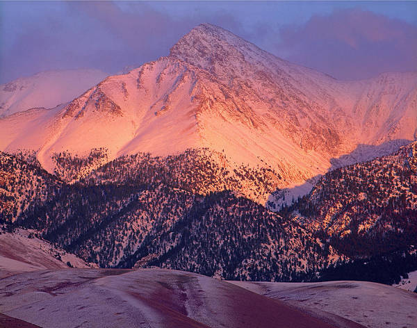 Borah Peak  Poster