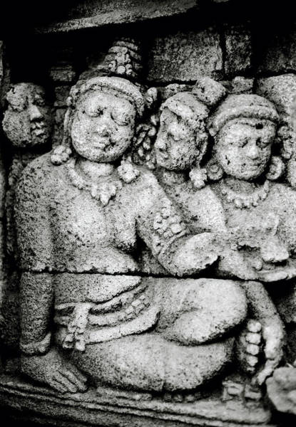 Borobudur Harmony Poster