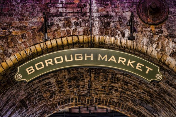 Borough Archway Poster