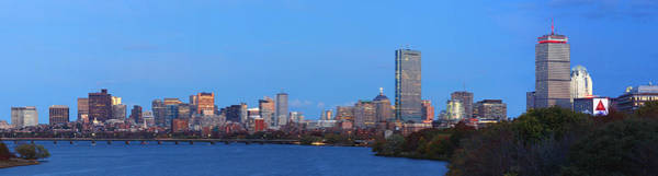 Boston Panorama Poster