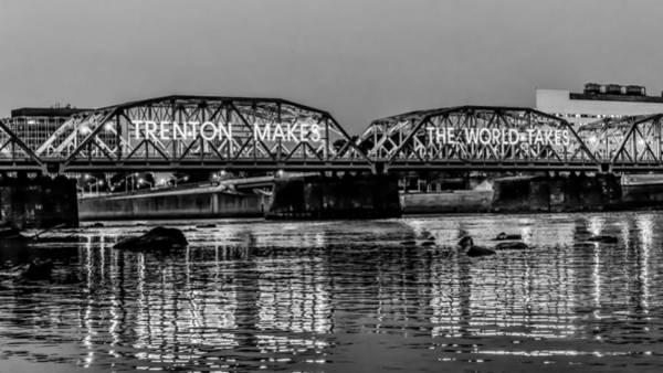 Trenton Makes Bridge Poster
