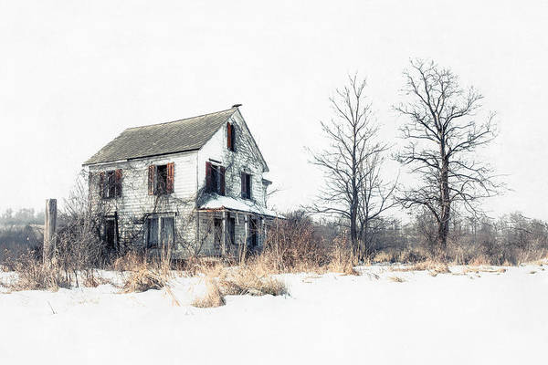 Brighter Days - The Abandoned Farmhouse Of A Serial Killer Poster