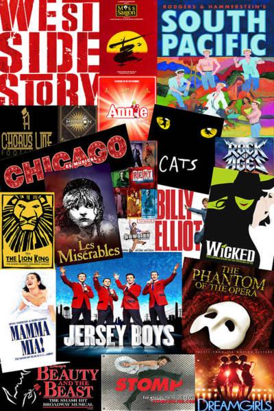 Broadway 1 Poster