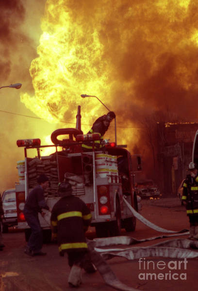 Bronx Gas Explosion-1 Poster