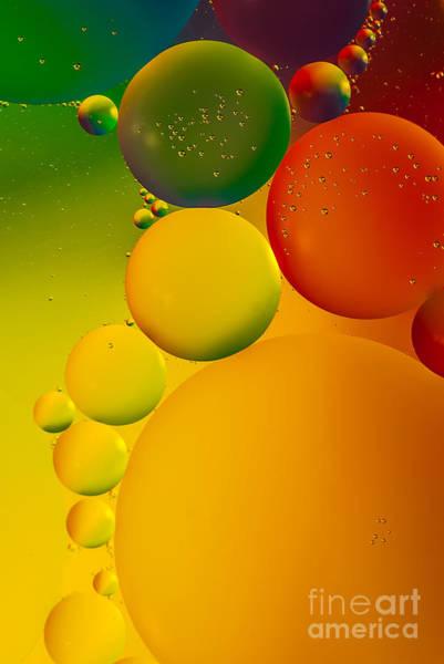 Bubbles Poster