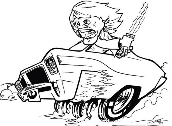 Hot Rod El Camino