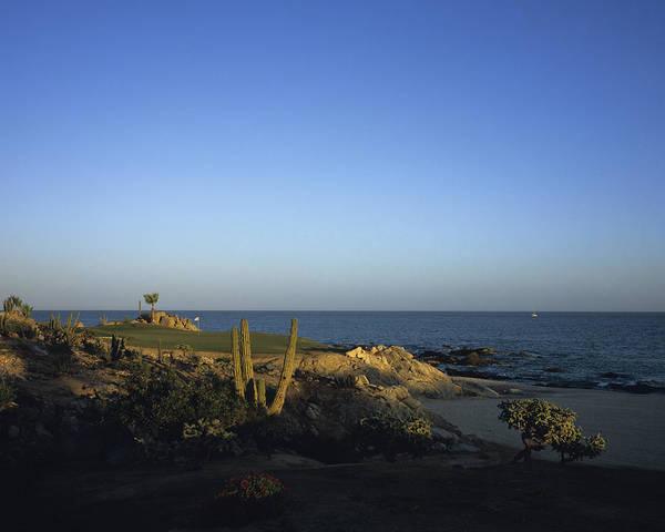 Cabo Del Sol Golf Club Poster