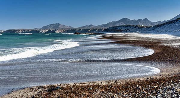 Cabo Pulmo, Mexico, Deserted Beach Poster