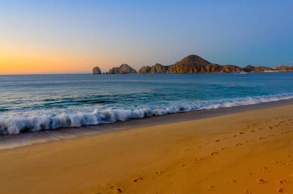 Cabo San Lucas Morning Poster