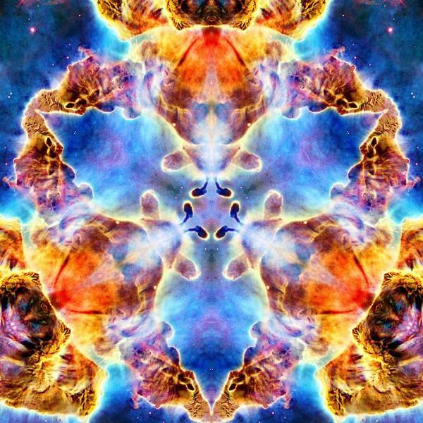 Carina Nebula Vi Poster
