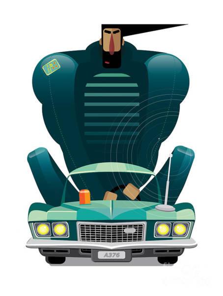 Car&man Poster
