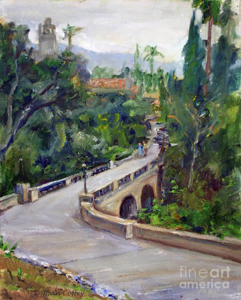 Castle Bridge Poster