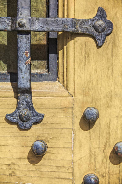 Castle Door IIi Poster