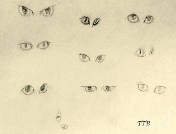 Cat Eyes -2 Poster