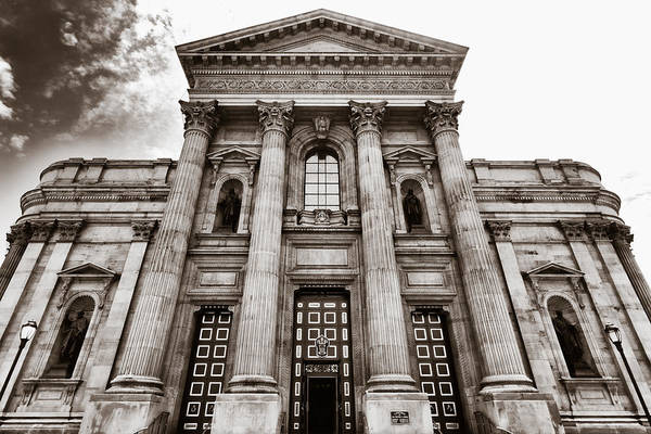 Cathedral Basilica Of Saints Peter And Paul - Philadelphia Poster