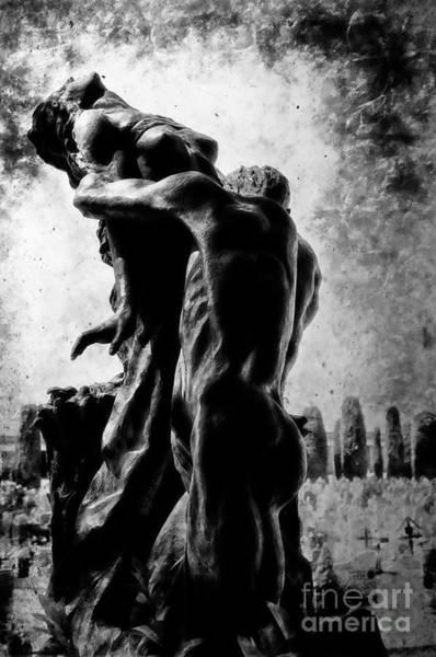 Cemetery Of Verona Poster