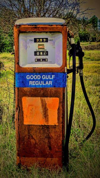 Cheap Gas Poster