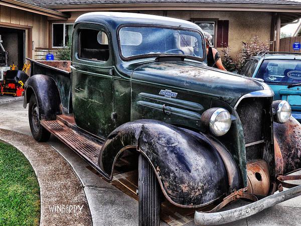 Chevrolet Truck Poster