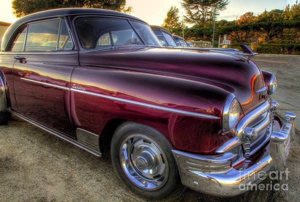 Chrysler's Deluxe Ride Poster