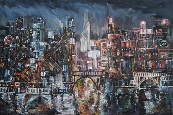 City Lights II Poster