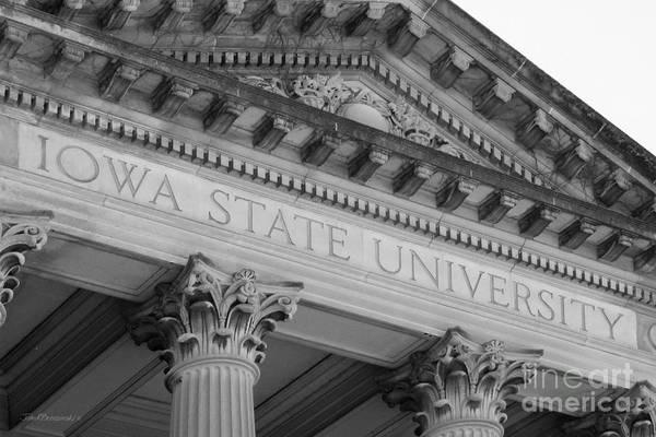 Classic Iowa State University Poster