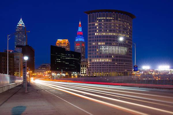 Cleveland Skyline Masterpiece Poster