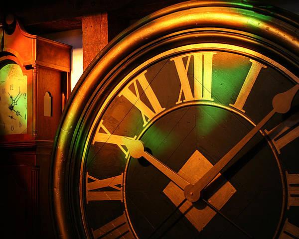 Clocks Poster