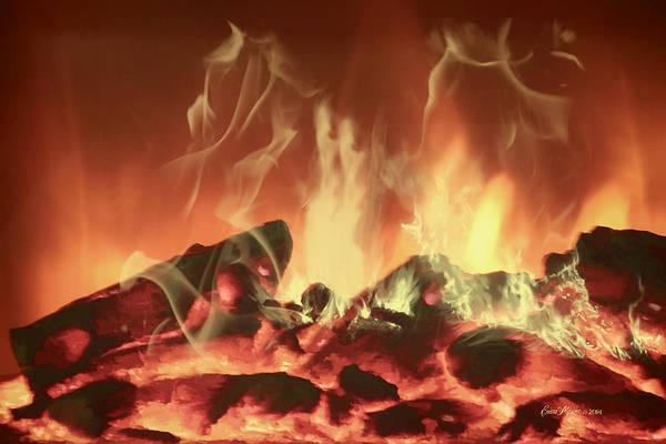 C'mon Baby Light My Fire Poster