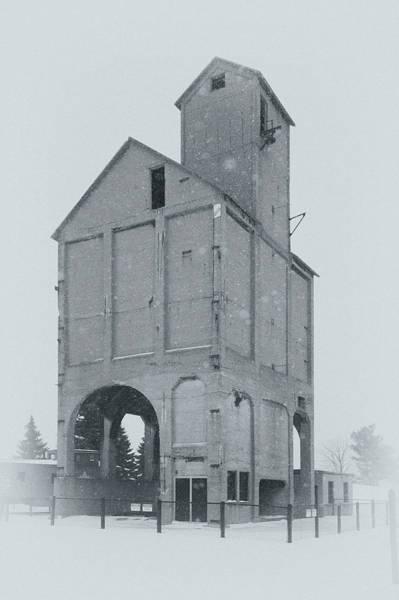 Coaling Tower Poster