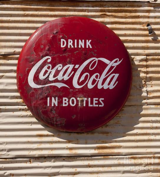 Coca Cola Sign   #0636 Poster